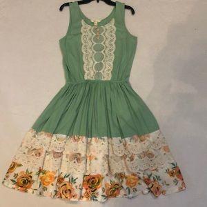 Matilda Jane Women's Where The Grass Grows Dress